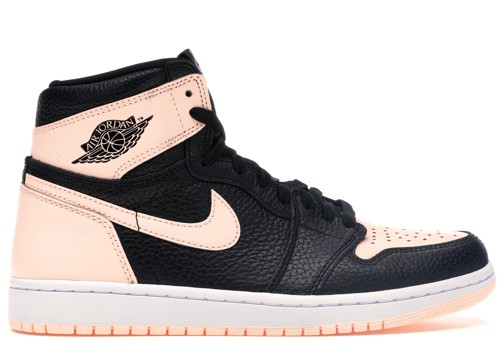 air jordan 1 mid rose clair