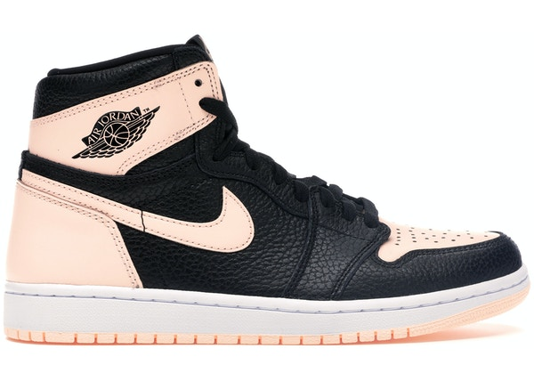 new arrival 5f209 5406c Jordan 1 Retro High Black Crimson Tint - 555088-081