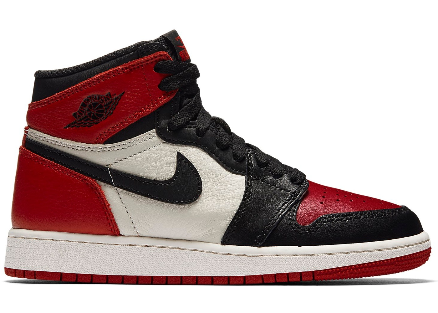 2f785d43cbf Jordan 1 Retro High Bred Toe (GS) - 575441-610