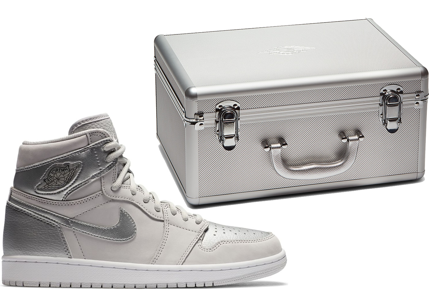 Jordan 1 Retro High CO Japan Neutral Grey (Suitcase)