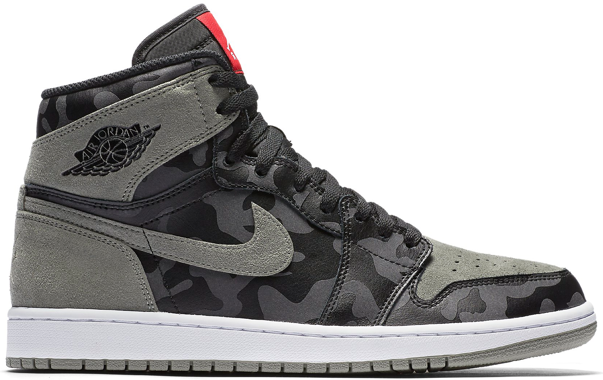 Jordan 1 Retro High Camo 3M Shadow