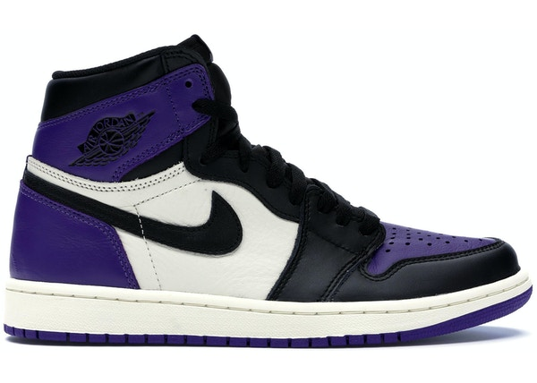 e99d0309ca2f Jordan 1 Retro High Court Purple - 555088-501