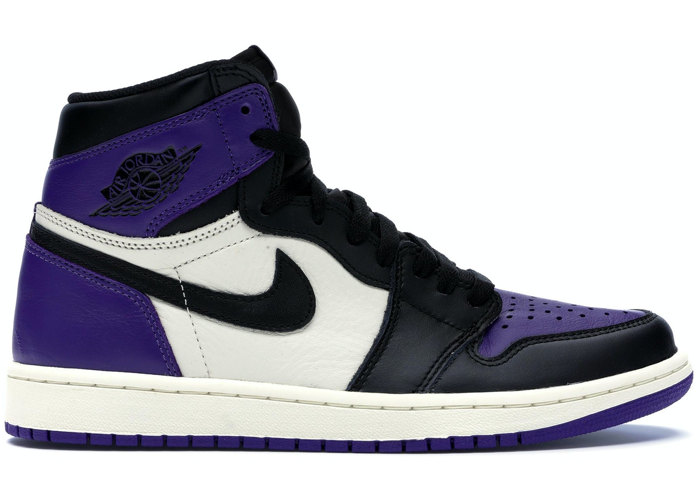 a3e3db47881 Jordan 1 Retro High Court Purple - 555088-501