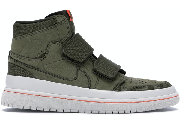 a03ee5cd949 lowest ask. $89. Jordan 1 Retro High Double Strap Olive Canvas