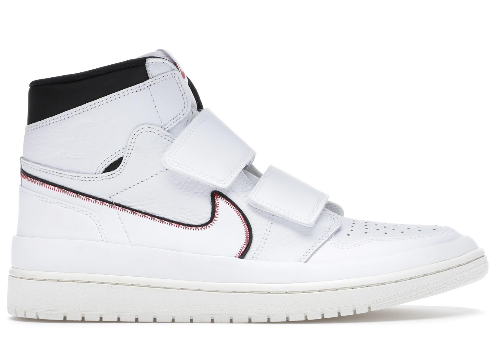 Jordan 1 Retro High Double Strap White