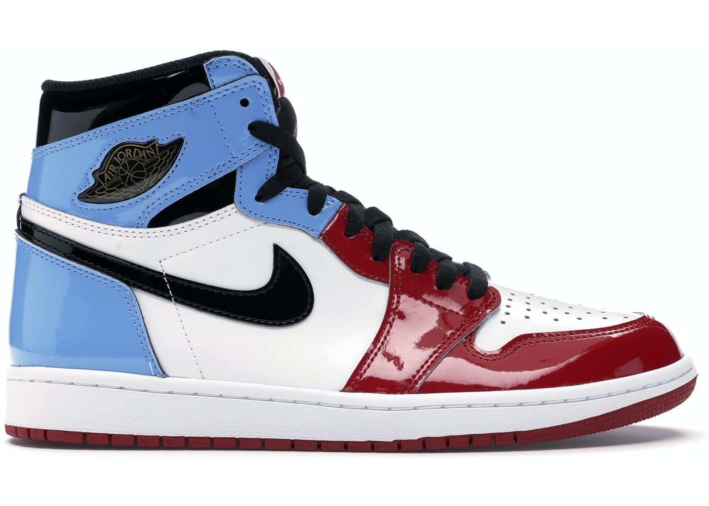 Jordan 1 Retro High Fearless Unc Chicago Ck5666 100