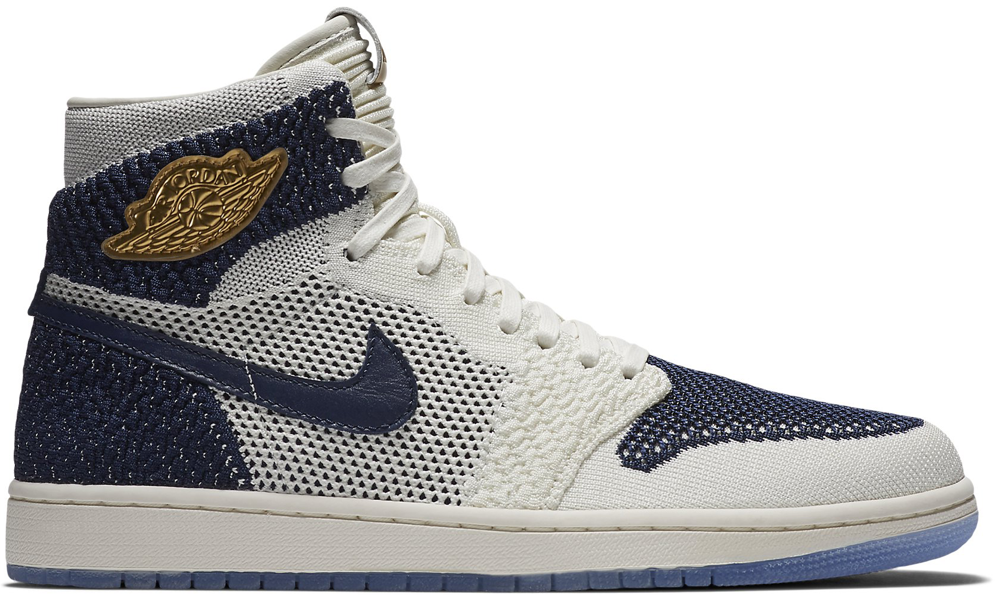 Jordan 1 Retro High Flyknit Derek Jeter RE2PECT