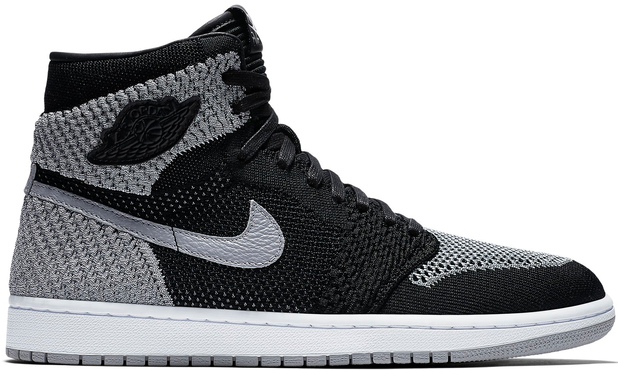 Jordan 1 Retro High Flyknit Shadow