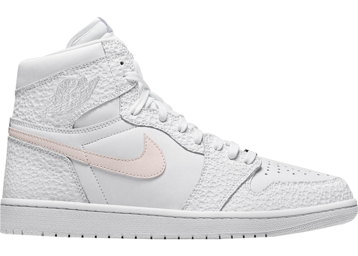 6e094e527bf81 ... Nike Flyleather Tennis  Jordan 1 Retro High Flyleather White . ...