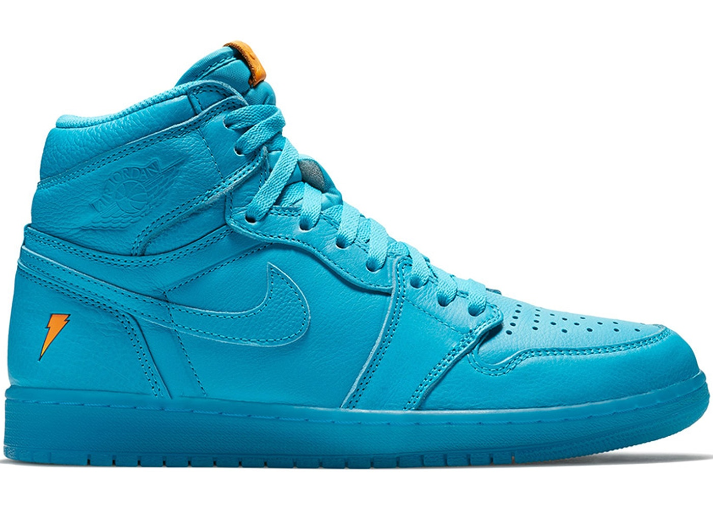 reputable site 71092 7bfeb Jordan 1 Retro High Gatorade Blue Lagoon