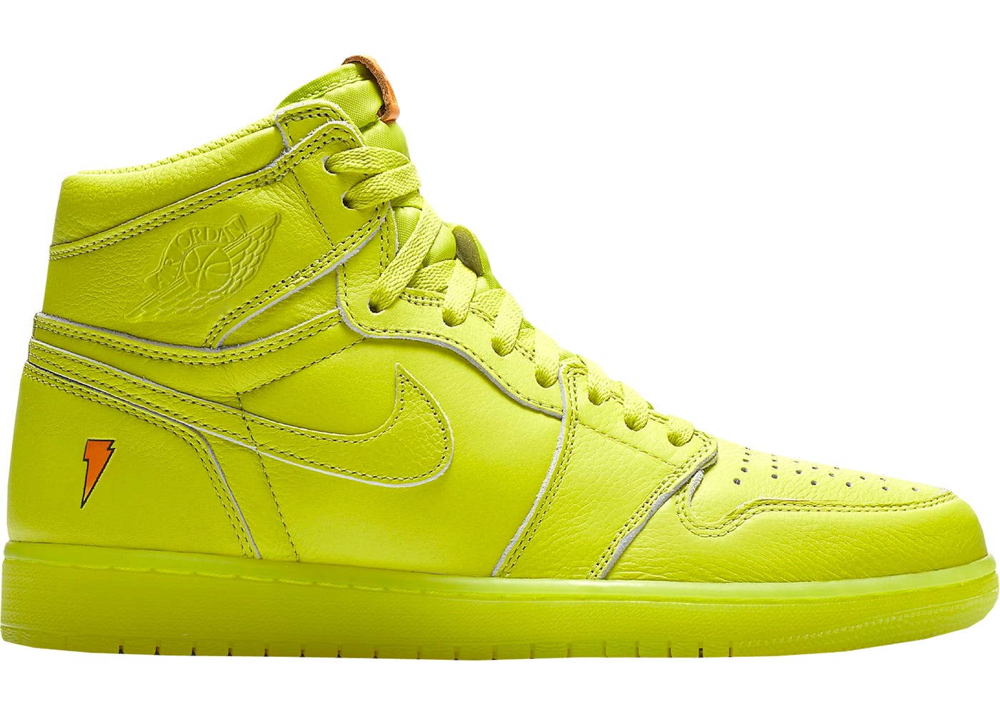 cheap for discount 650fa fb831 Jordan 1 Retro High Gatorade Cyber