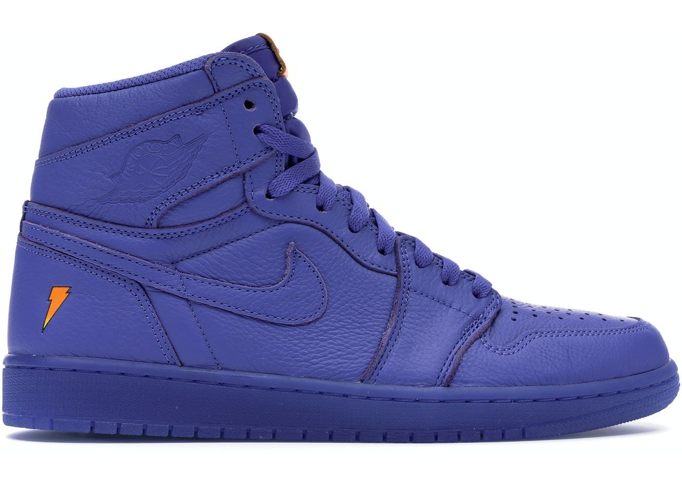 official photos 00052 00652 Jordan 1 Retro High Gatorade Rush Violet
