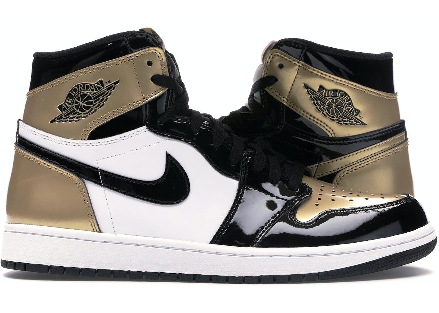 buy online 7bd56 f38b8 Jordan 1 Retro High Gold Top 3