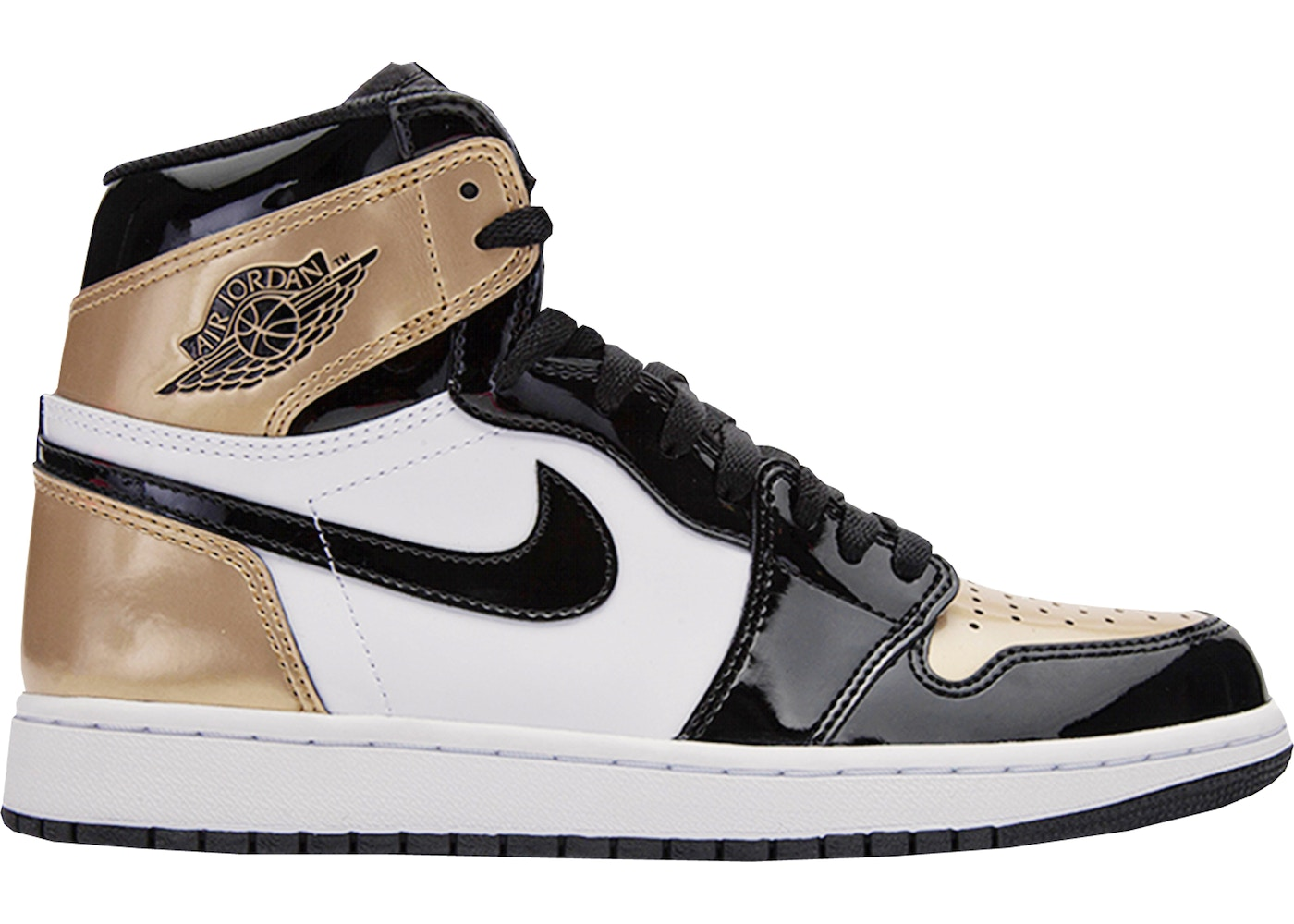 ce860ae4c392 Jordan 1 Retro High Gold Top 3 - 861428-001