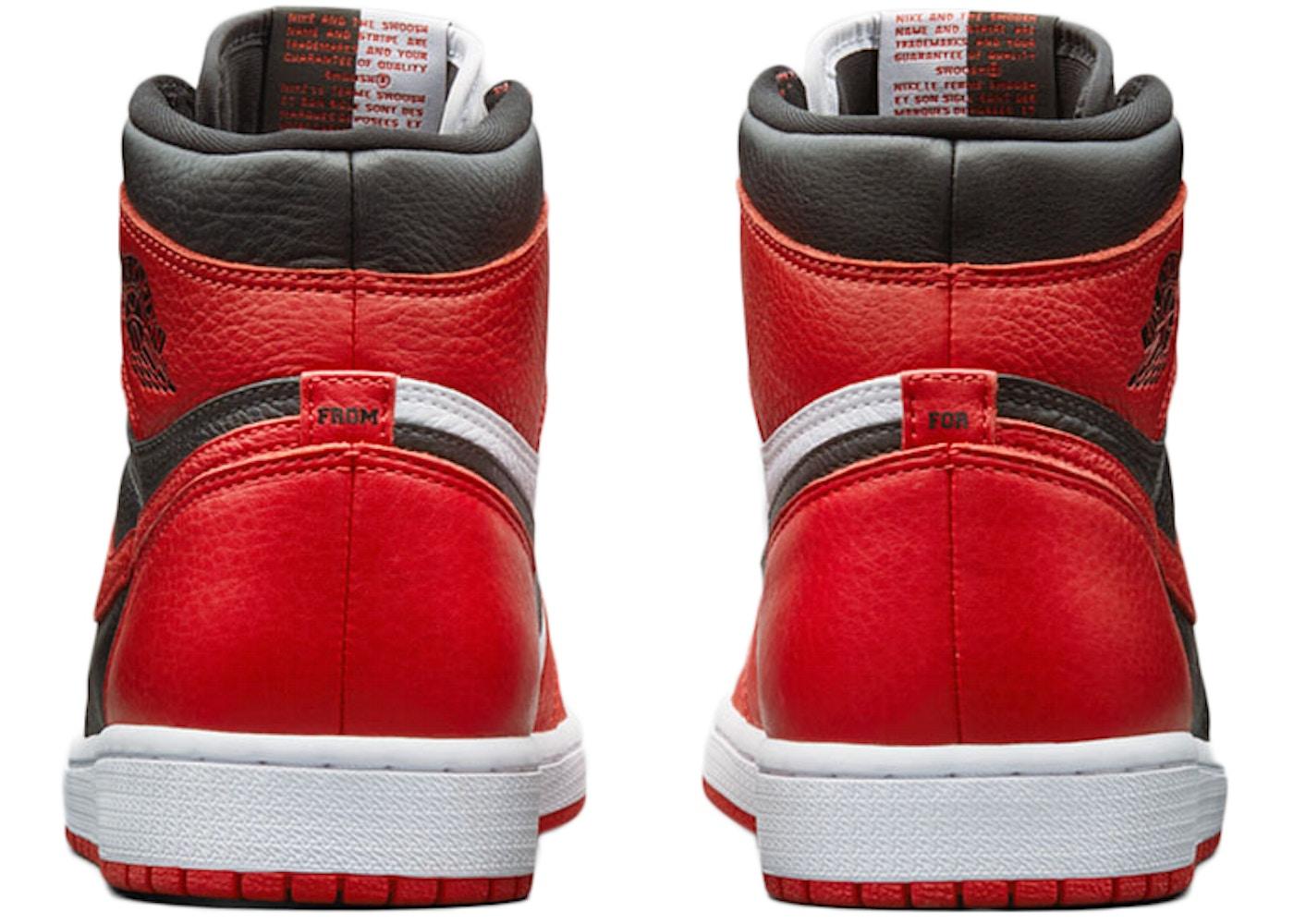 reputable site a124c fb72a Air Jordan Size 6 Shoes - Last Sale