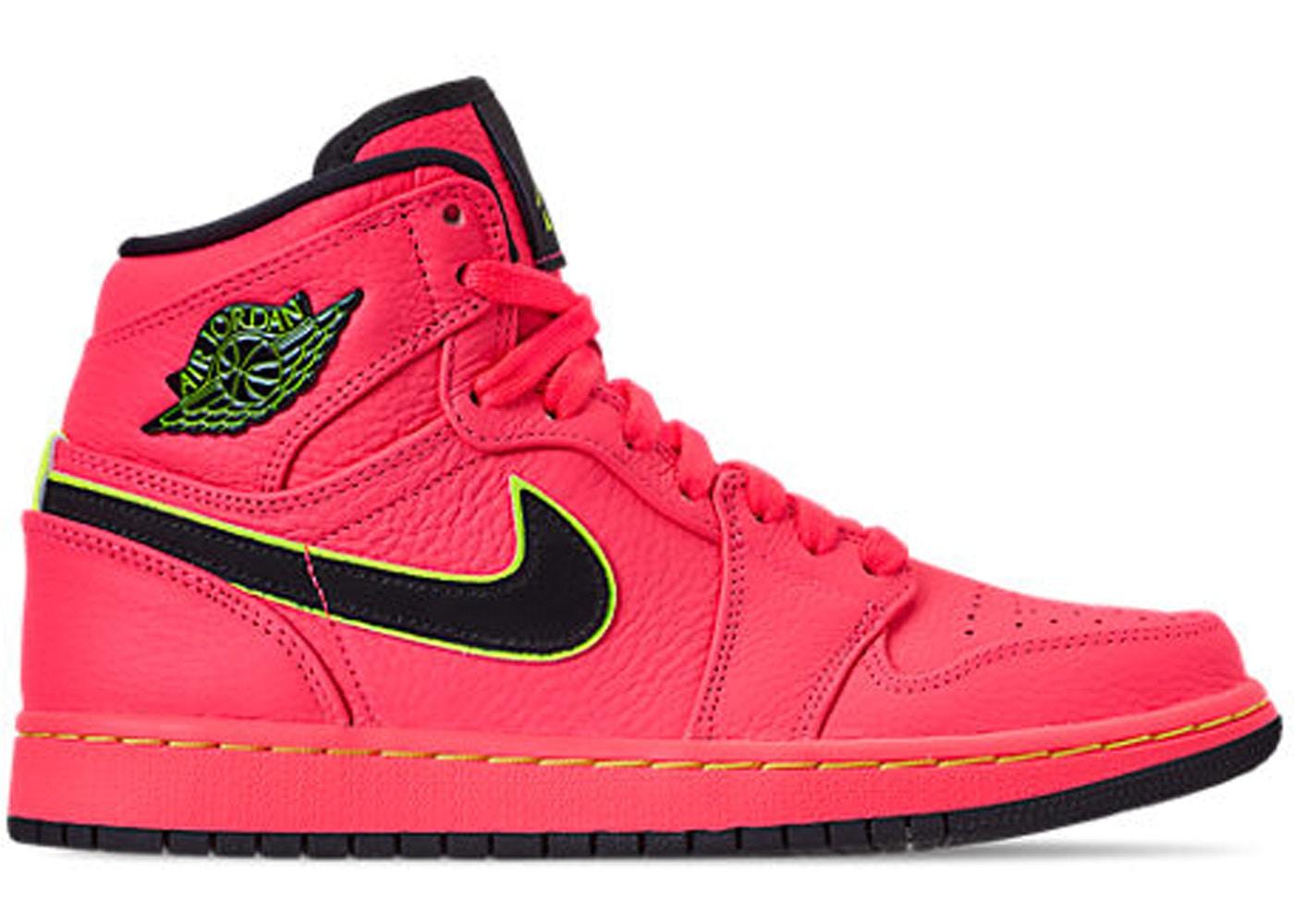 c543d6e7e4f4 Sell. or Ask. Size  12W. View All Bids. Jordan 1 Retro High Hot Punch ...