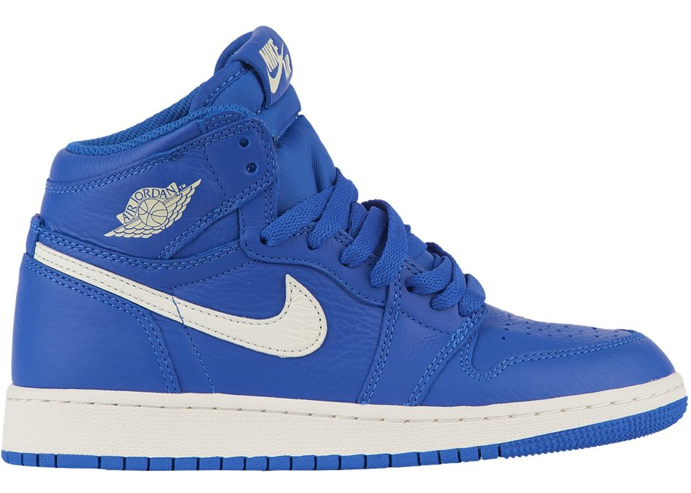 c3bc957b8ddf Jordan 1 Retro High Hyper Royal (GS) - 575441-401