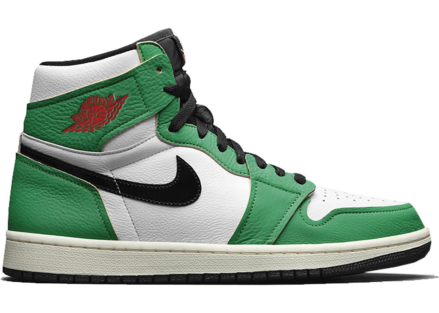 Release Date: Air Jordan 1 High OG WMNS Lucky Green