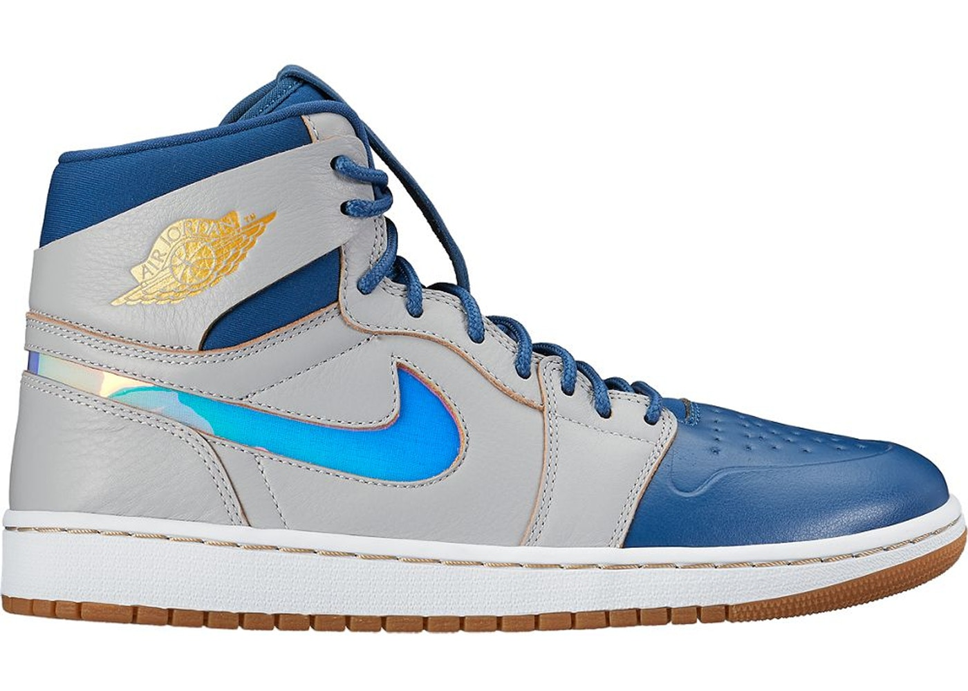 new style 880d0 87921 Jordan 1 Retro High Nouveau Dunk From Above - 819176-009