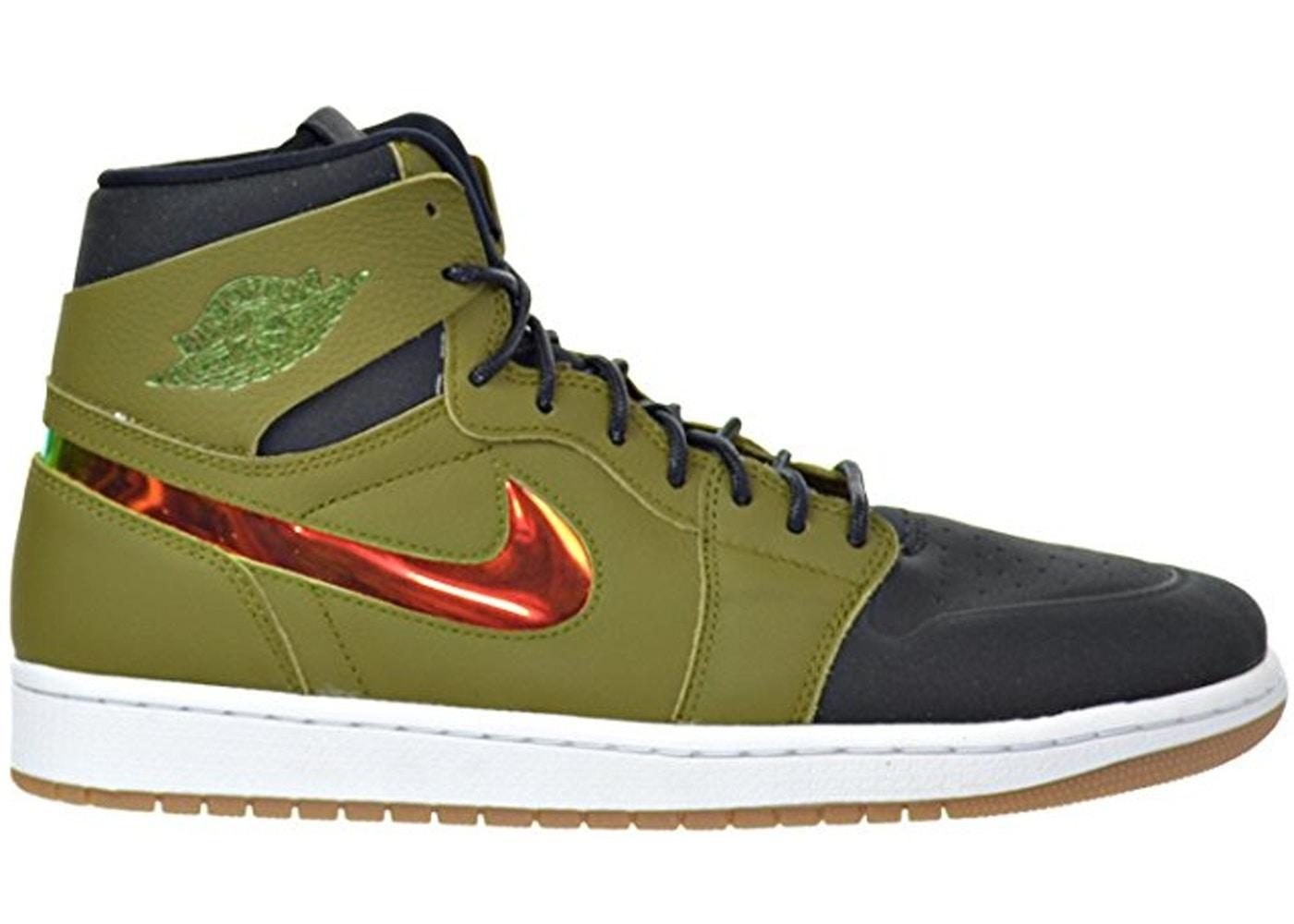 62cfeedf306c Sell. or Ask. Size  10. View All Bids. Jordan 1 Retro High Nouveau Militia  Green