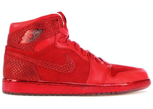 001a3b71b6e8 Jordan 1 Retro Legends of Summer Red - AJ3 417486