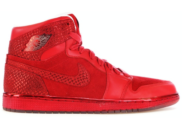 Jordan 1 Retro Legends of Summer Red