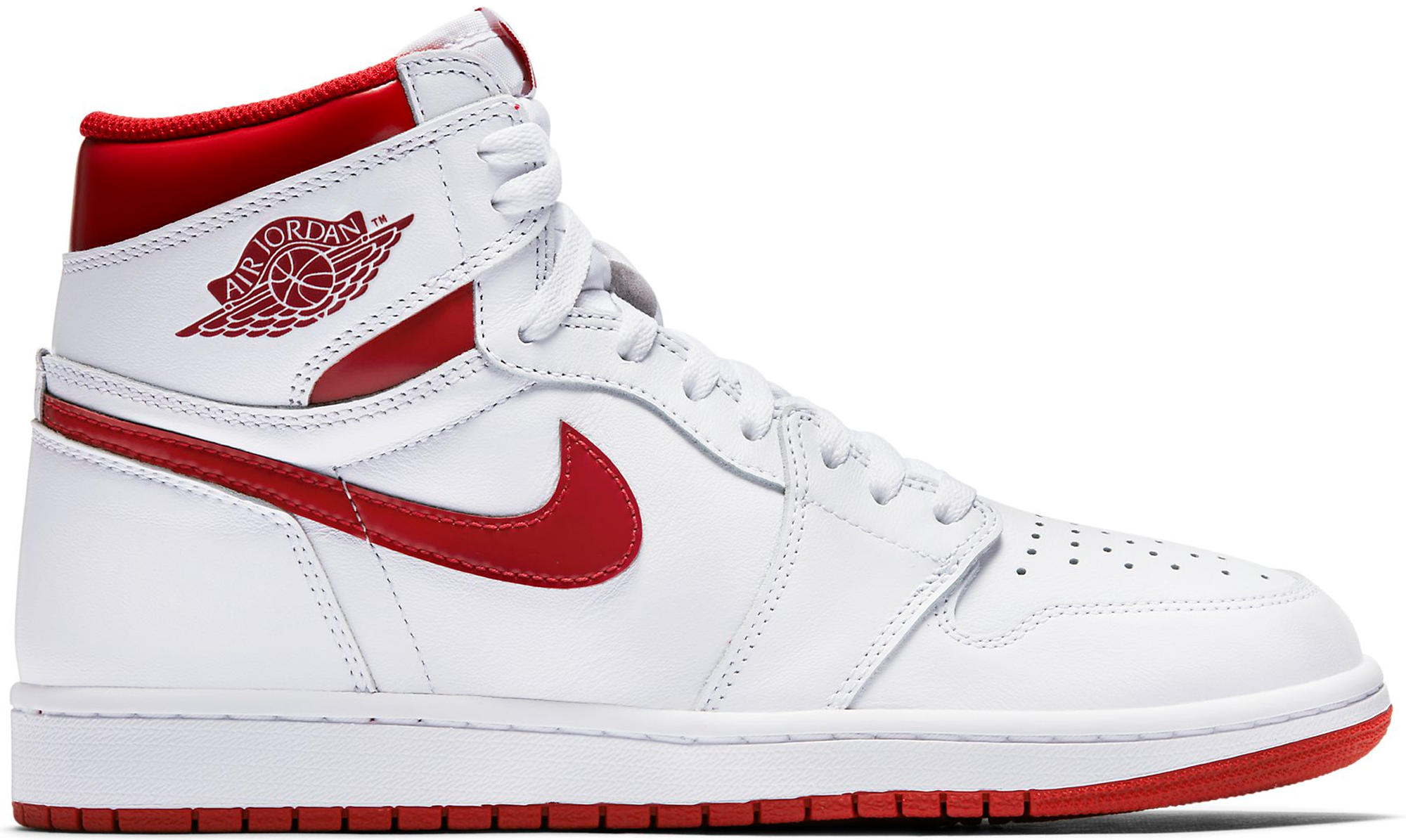 air jordan 1 metallic red for sale