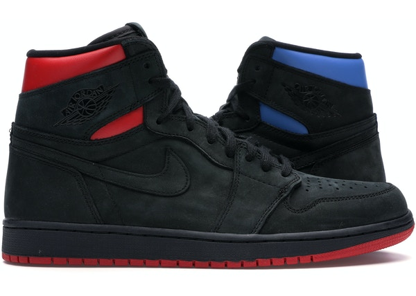 60976743c41c Jordan 1 Retro High OG Quai 54 - AH1040-054