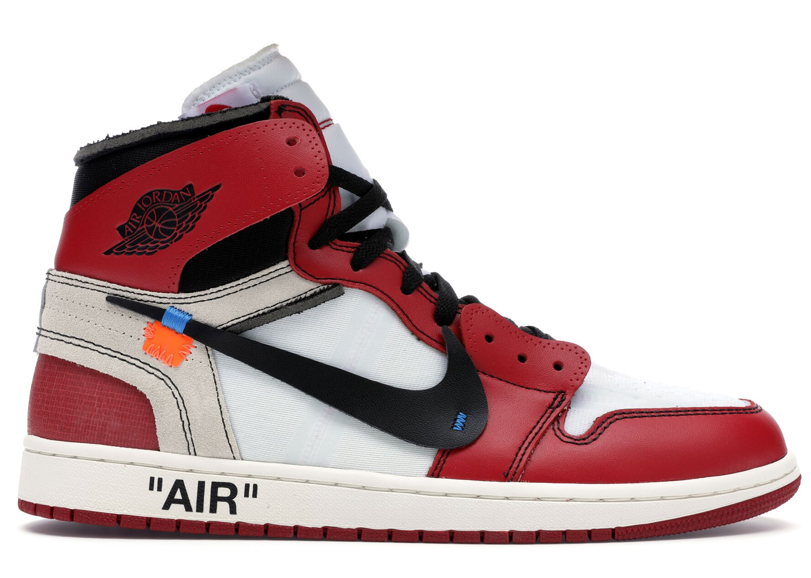 Jordan 1 Retro High Off White Chicago