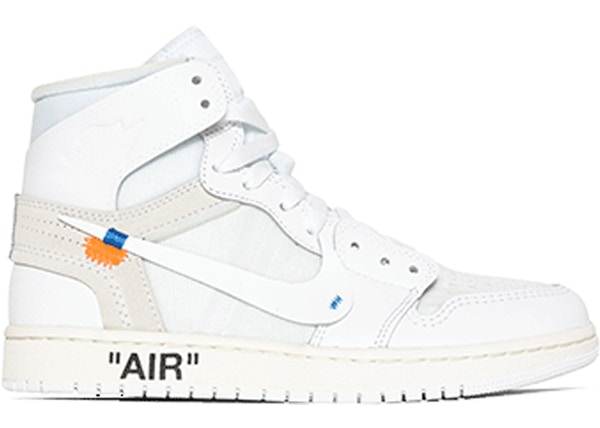 air jordan retro 1 off white