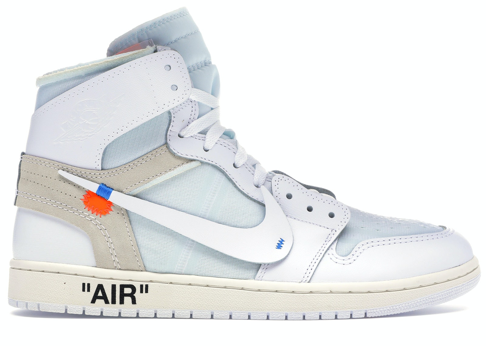 Jordan 1 Retro High Off,White White
