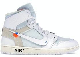Aplaudir fuga persecucion  Jordan 1 Retro High Off-White White - AQ0818-100
