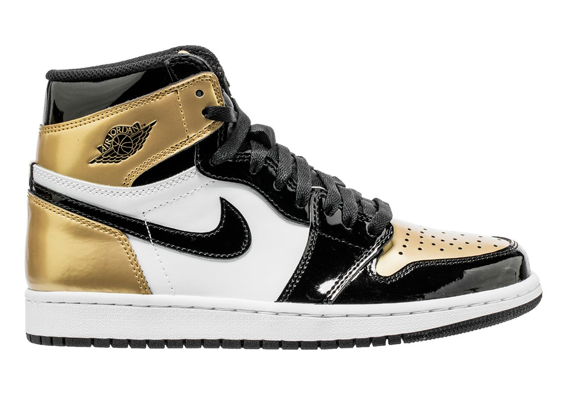 Gold Toe Shoes