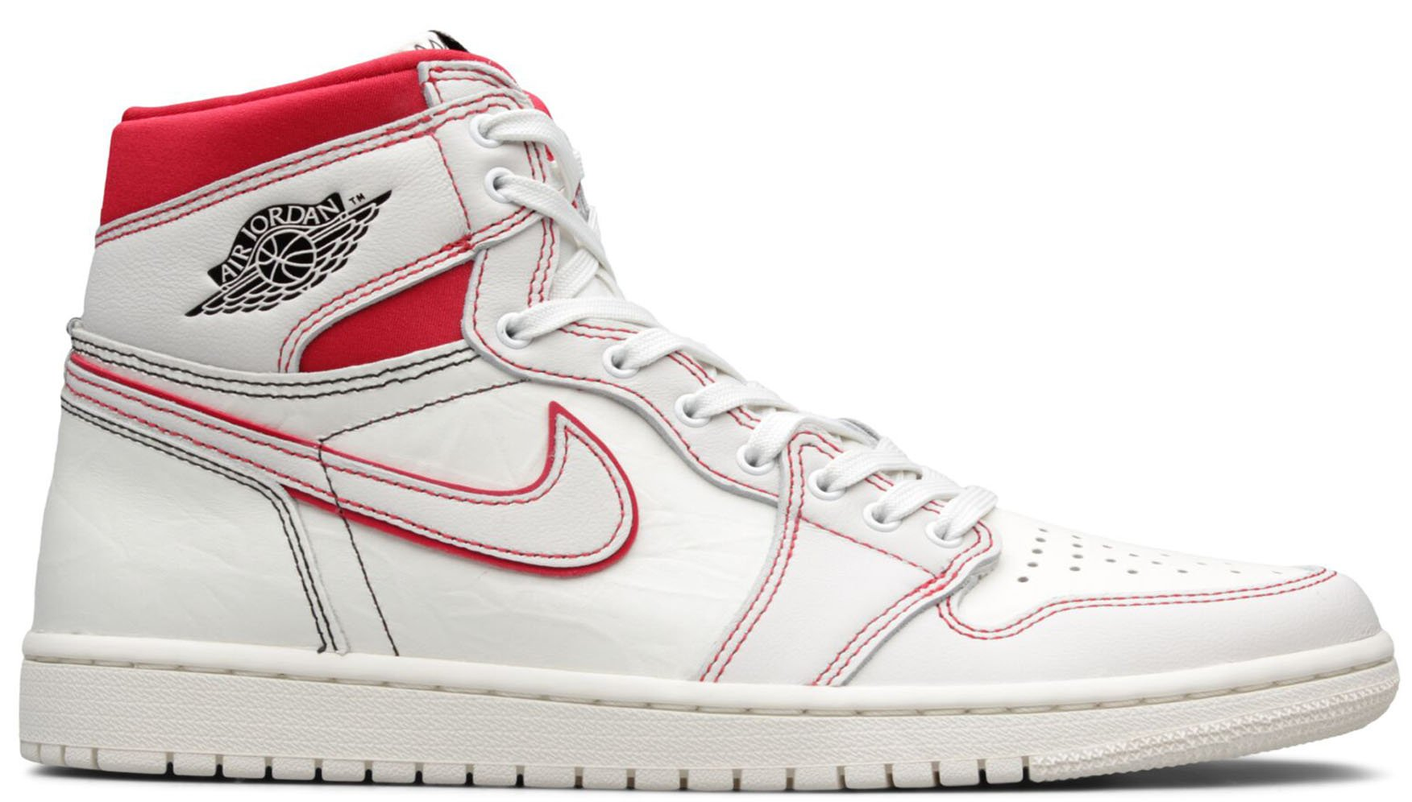 Jordan 1 Retro High Phantom Gym Red (GS)