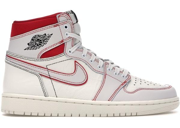 pick up 02e84 823cd Jordan 1 Retro High Phantom Gym Red - 555088-160