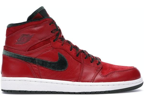 online retailer ee512 431d1 Jordan 1 Retro High Premier Gucci (2008) - 332134-631