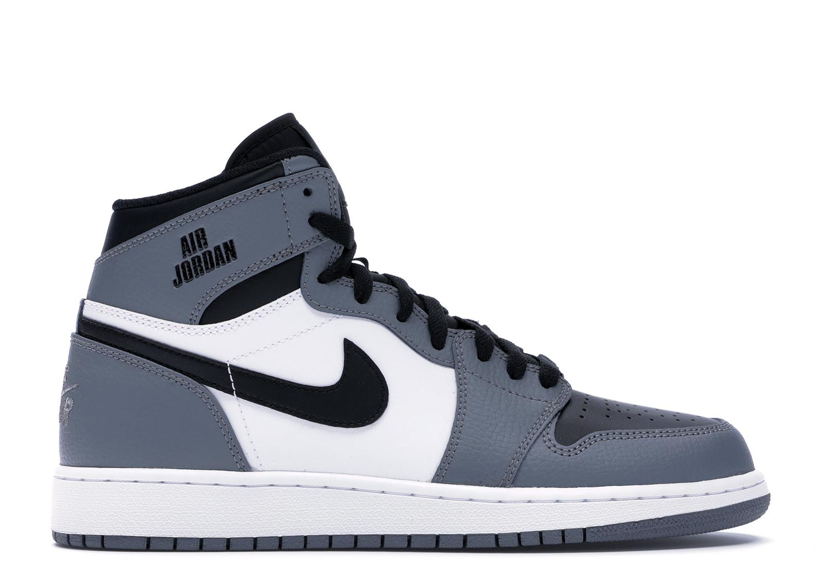 Jordan 1 Retro High Rare Air Cool Grey