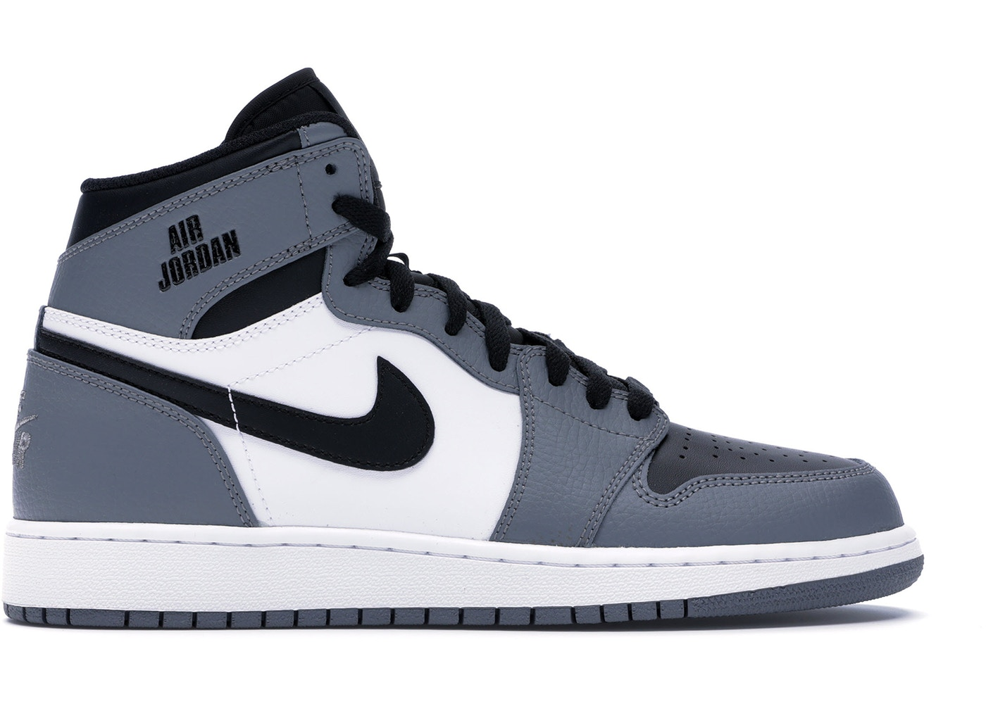 sports shoes 140fa ab943 Jordan 1 Retro High Rare Air Cool Grey (GS) - 705300-024