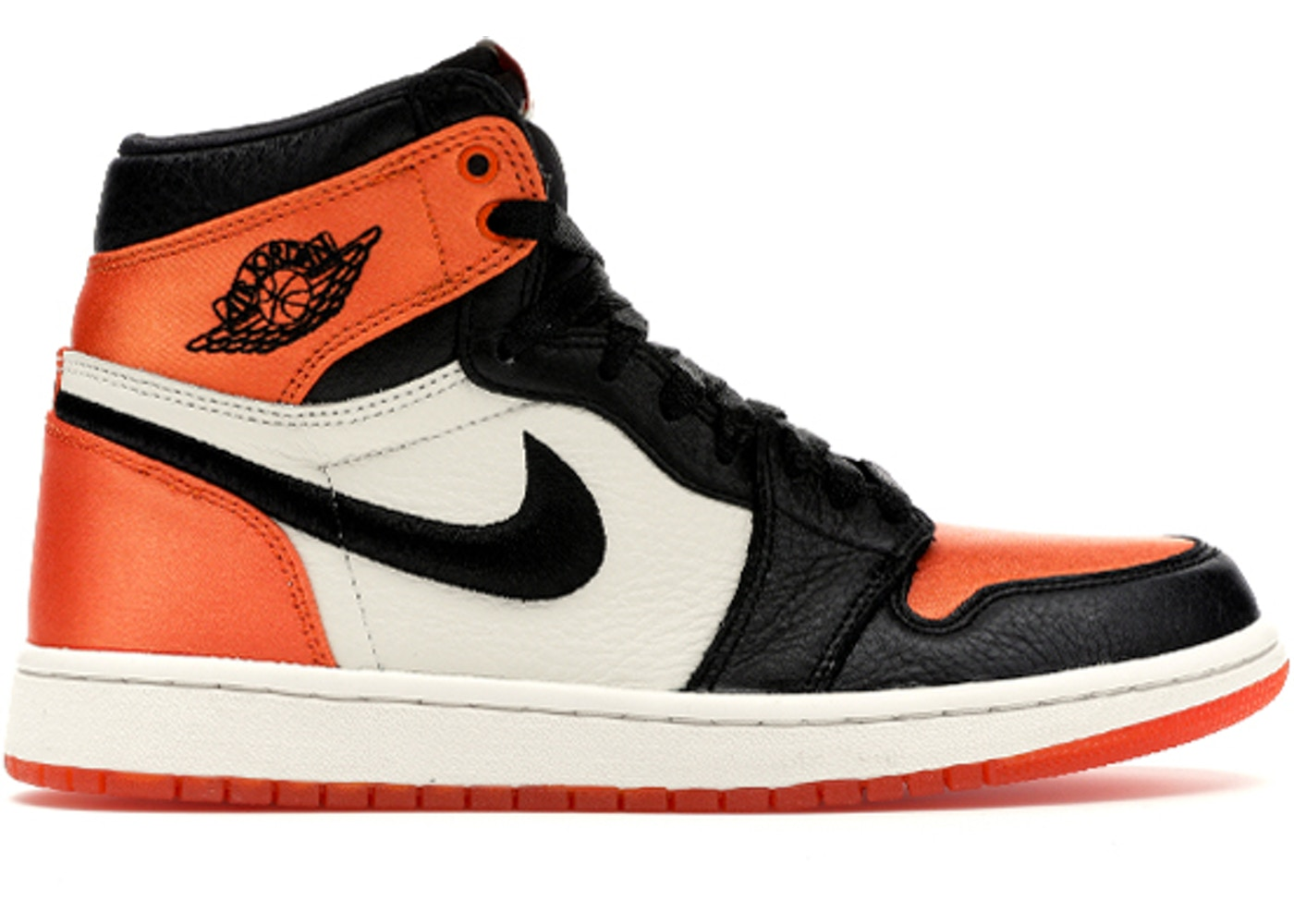 wholesale dealer a5a15 874af Jordan 1 Retro High Satin Shattered Backboard (W)