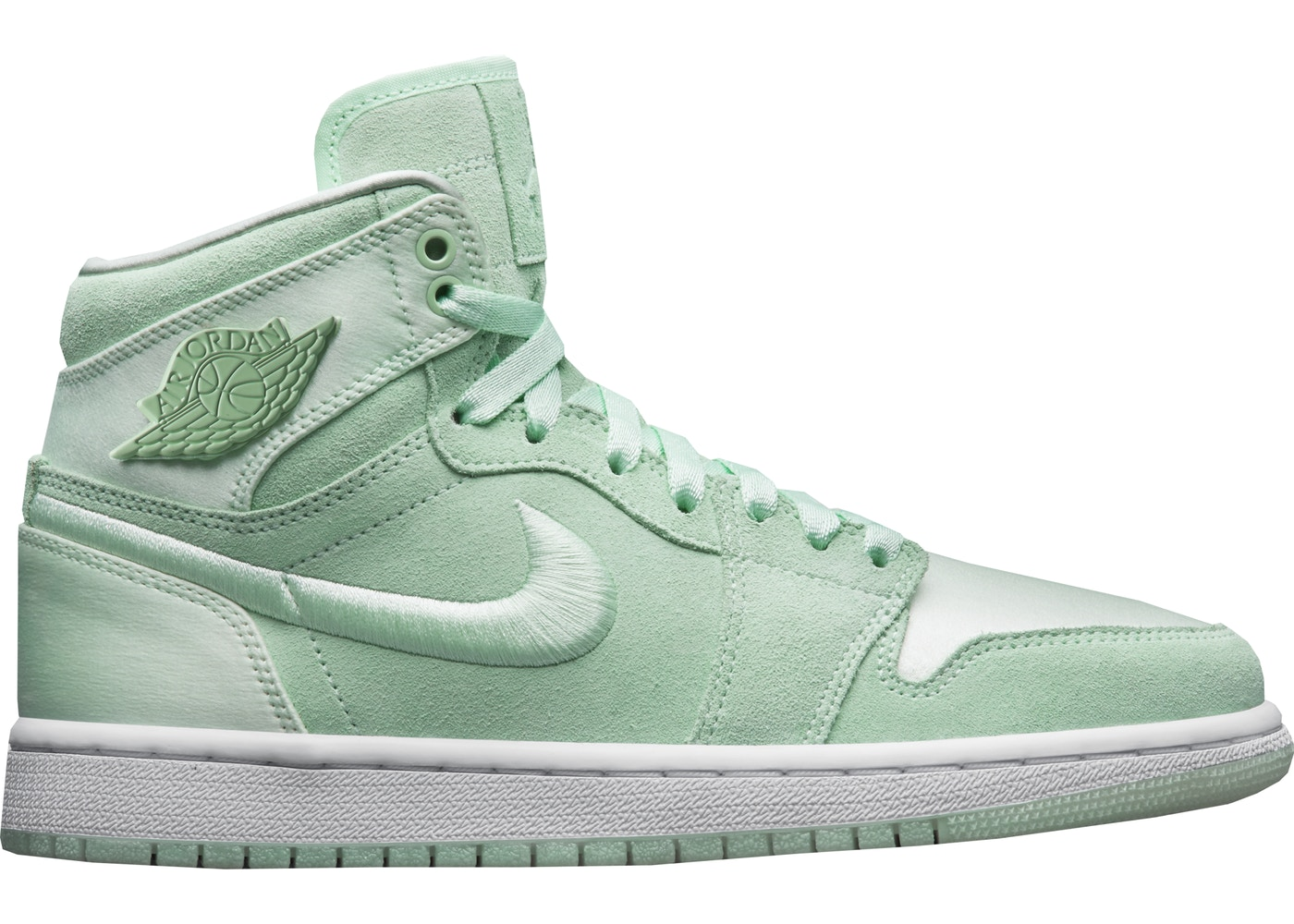 dbf3babd4fa HypeAnalyzer · Jordan 1 Retro High Season of Her Mint Foam (W)