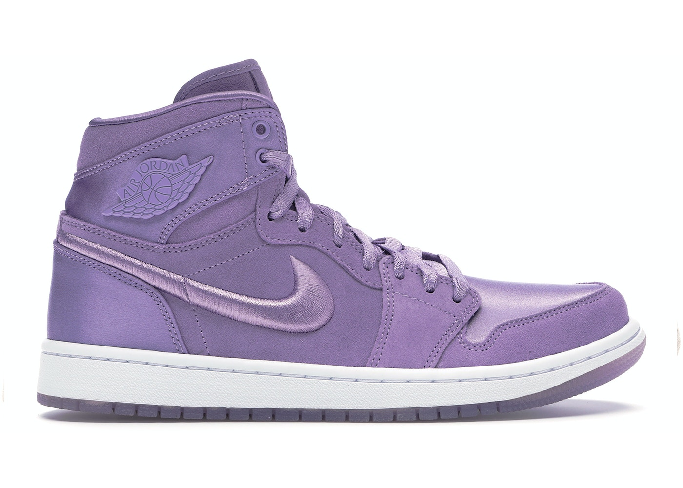 new arrivals aca47 8e918 Jordan 1 Retro High Season of Her Orchid Mist (W) - AO1847-550