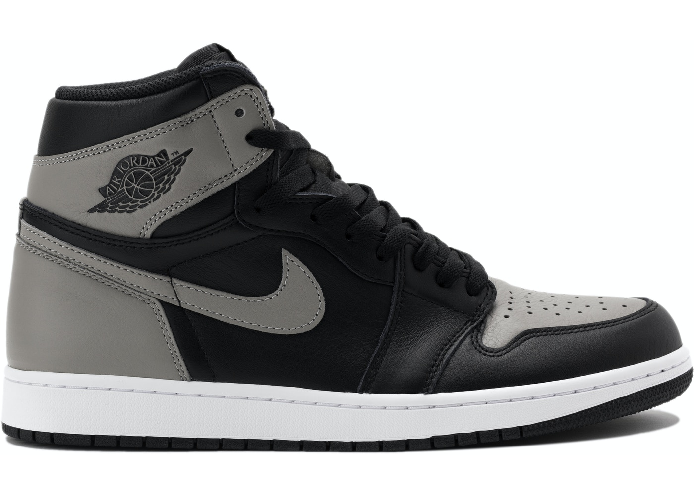 13acd5de9dc Jordan 1 Retro High Shadow (2018) - 555088-013