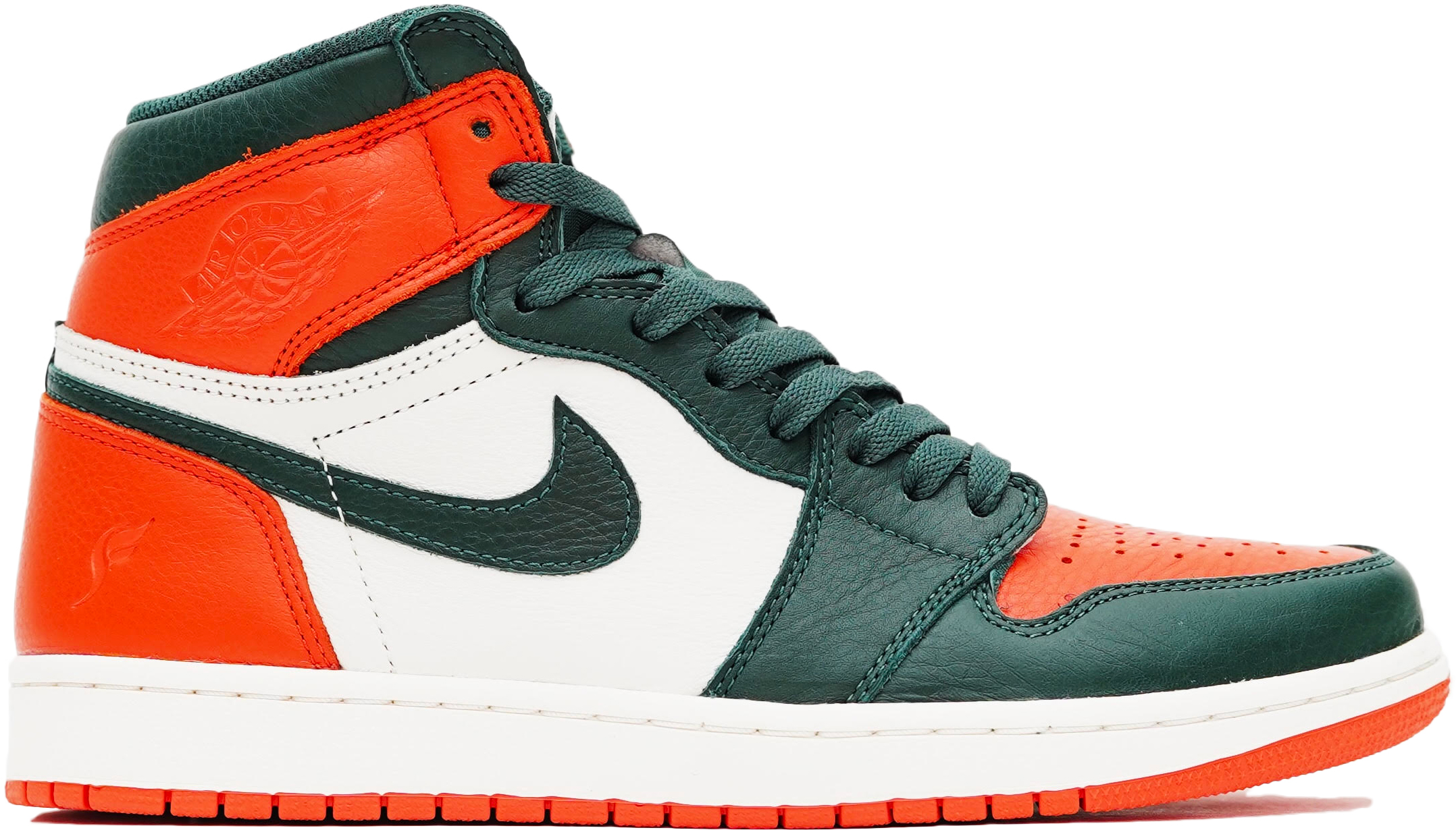 air jordan 1 orange et noir basse