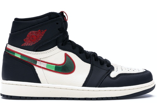 53869ac24b7 Jordan 1 Retro High Sports Illustrated (A Star Is Born)