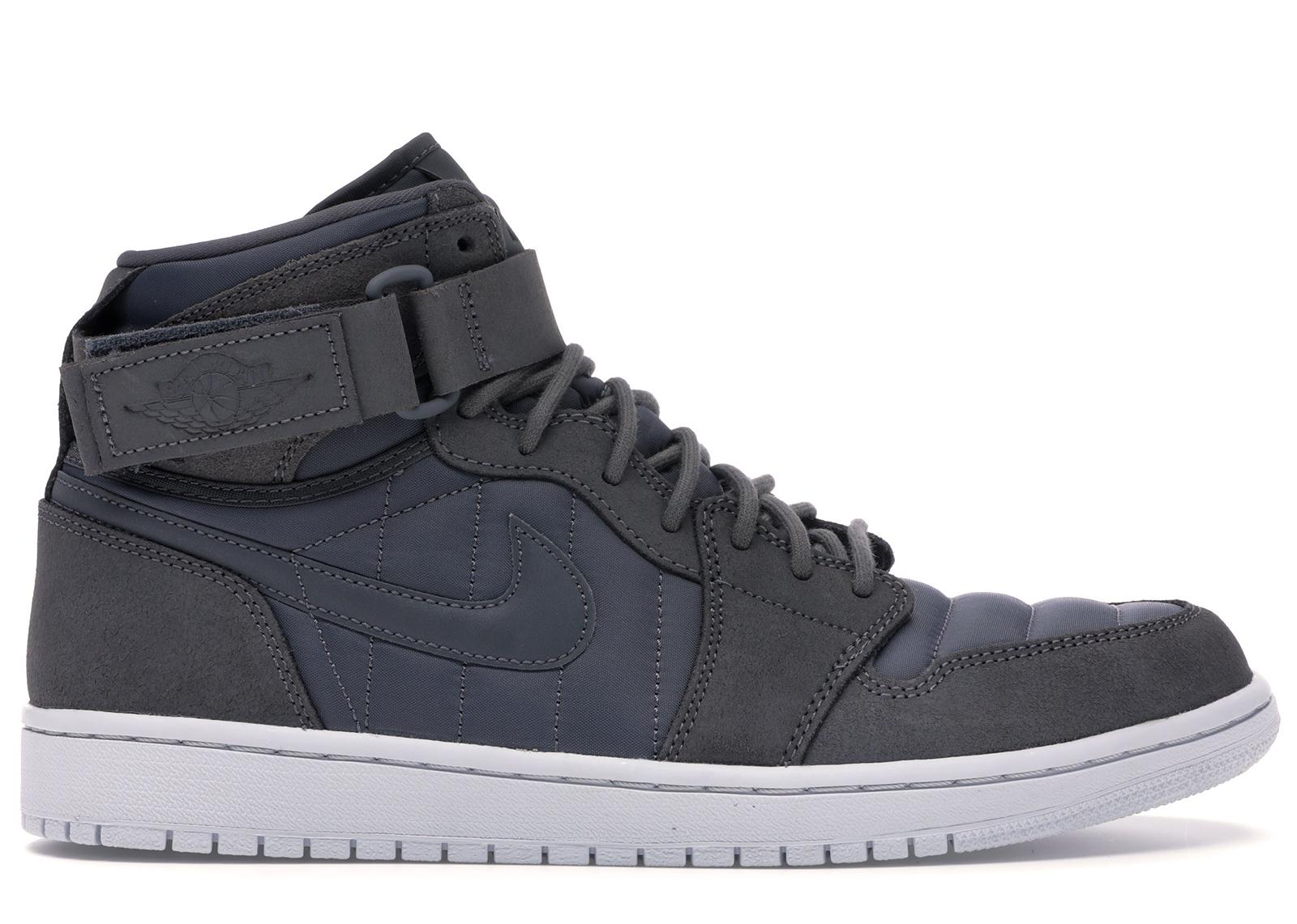 Jordan 1 Retro High Strap Dark Grey