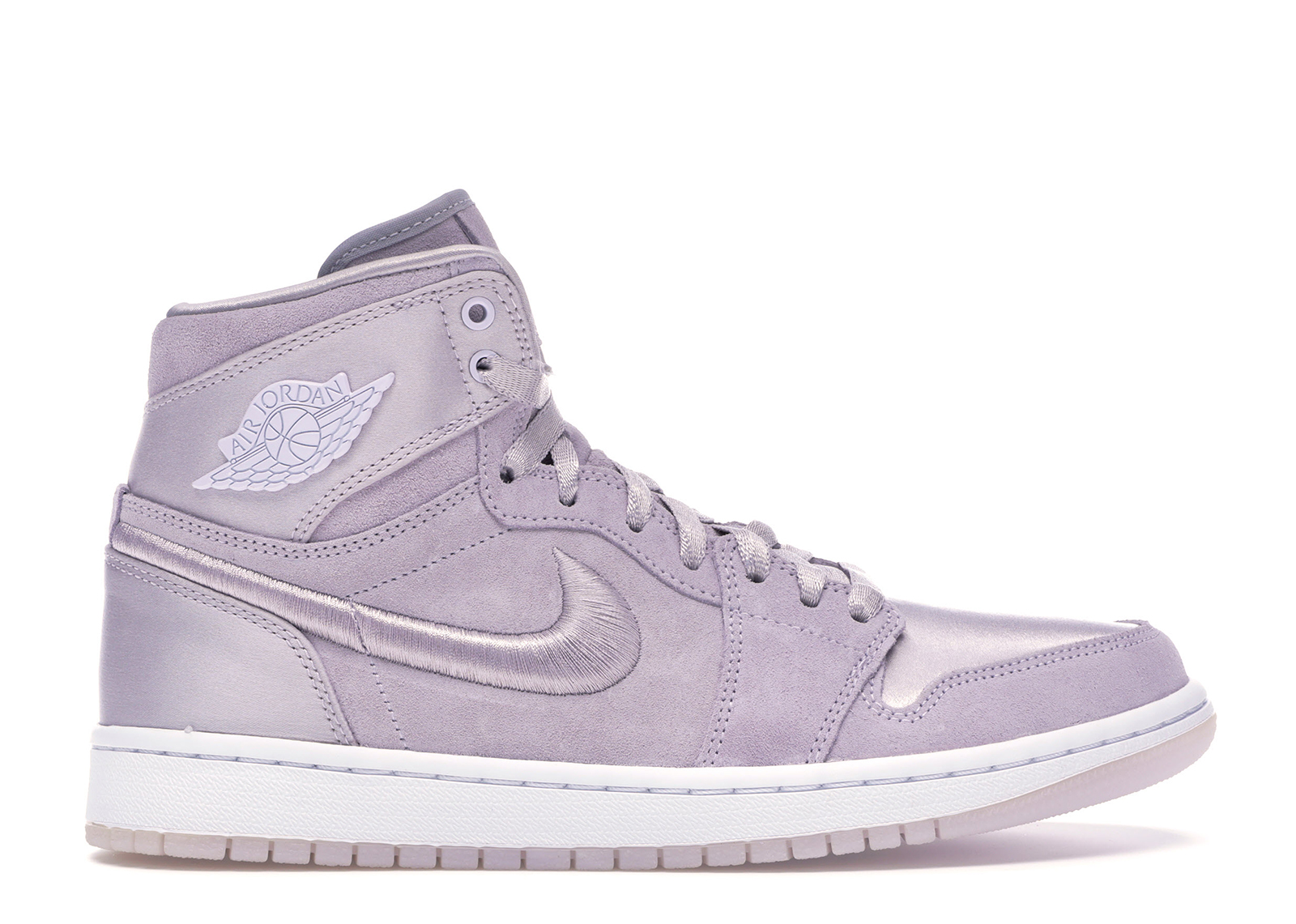 Jordan 1 RETRO HIGH SEASON OF HER BARLEY GRAPE (W)