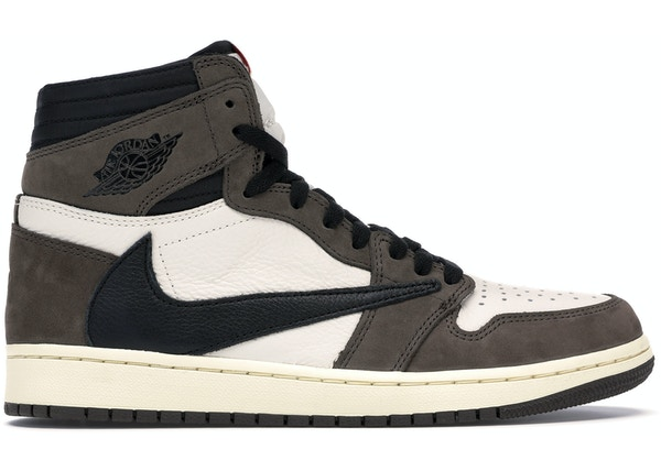 promo code 16754 62332 Jordan 1 Retro High Travis Scott - CD4487-100