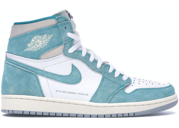 best sneakers 97559 4fb6b Jordan 1 Retro High Turbo Green