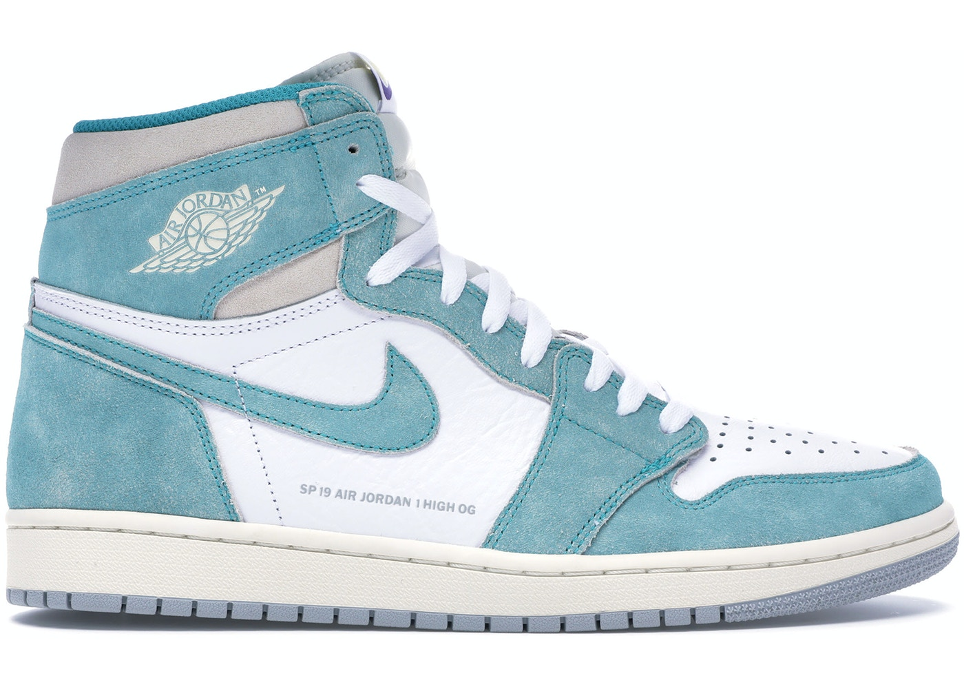 Jordan 1 Retro High Turbo Green 555088 311