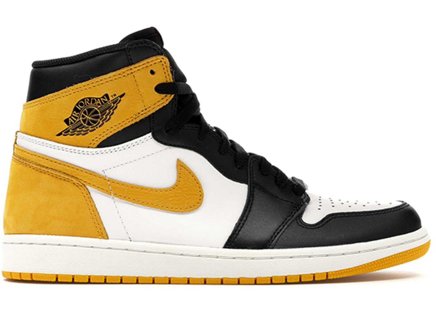 f906584df35 Jordan 1 Retro High Yellow Ochre - 555088-109